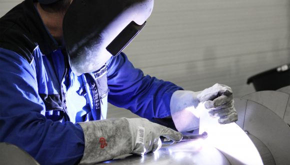 Certified welding services