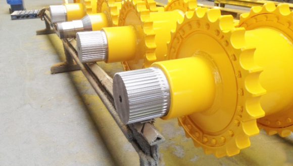 Drive Shaft - Shaft for power drive