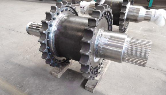 vyroba priemyselnych zariadeni a komponentov