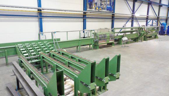 automaticke drevospracujuce linky
