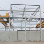 Construction de grues