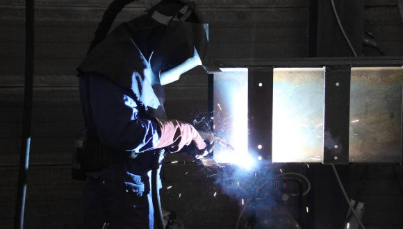 certified high quality welding