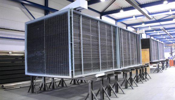 vymenniky tepla pre priemyselne aplikacie