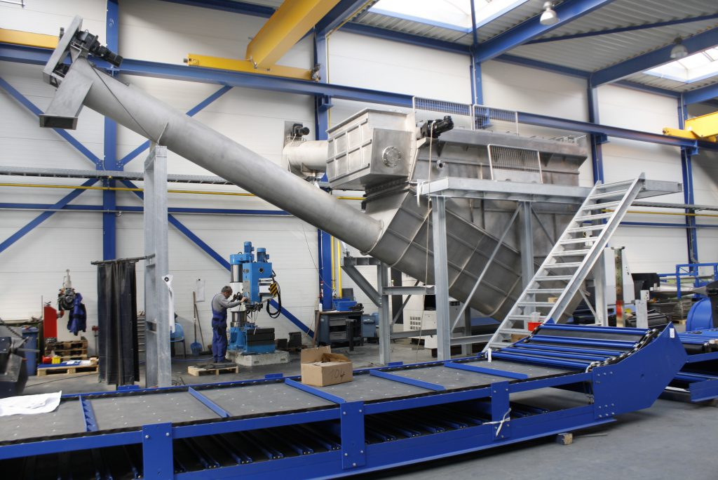Industrial machinery (OEM) from design to installation | NMH s.r.o.