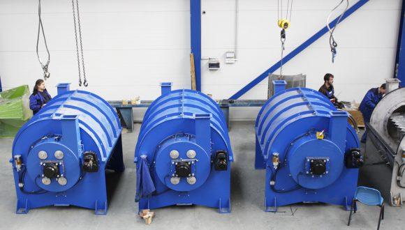 recyklacne stroje vyroba