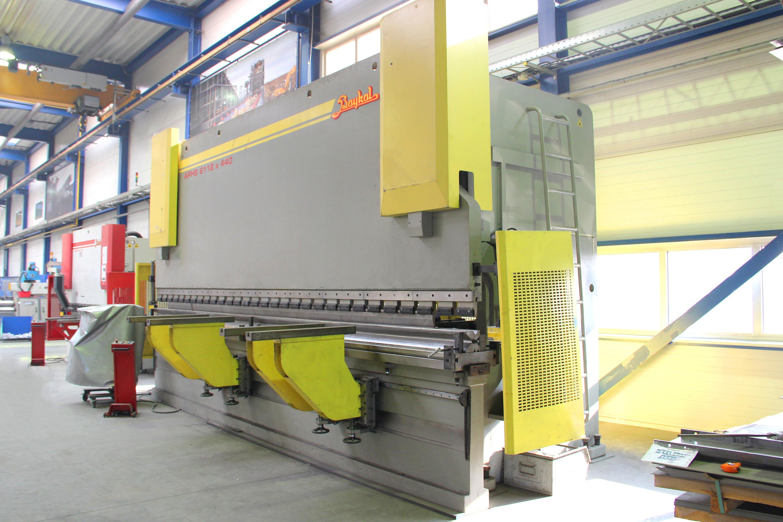 Machinery park