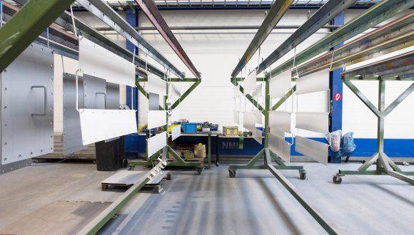 ochrana kovovych produktov lakovanim