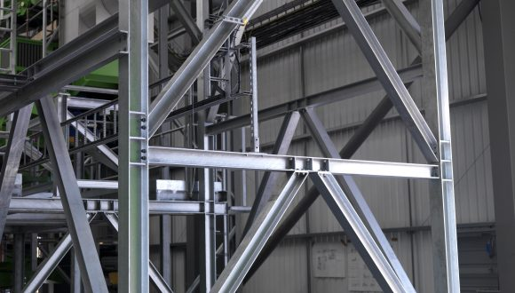 Steel chassis or frame made to measure | NMH