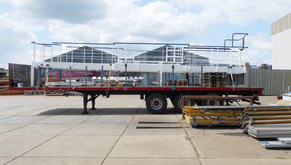 steel platform manufacturer
