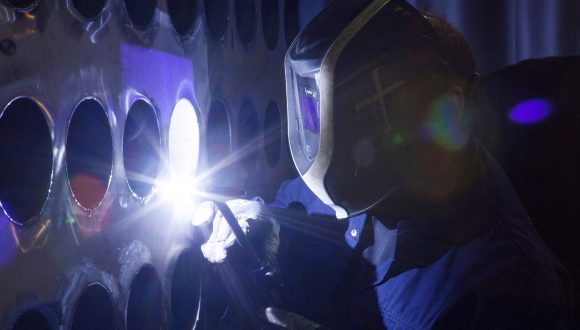 welding of alloys