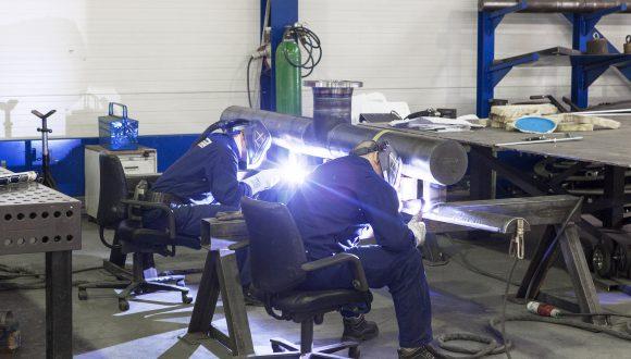 MIG MAG TIG welding
