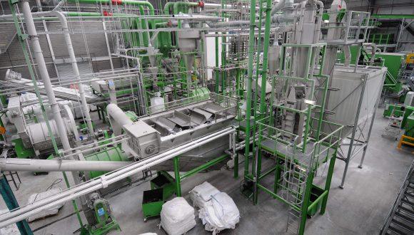 recyklacna linka na plasty