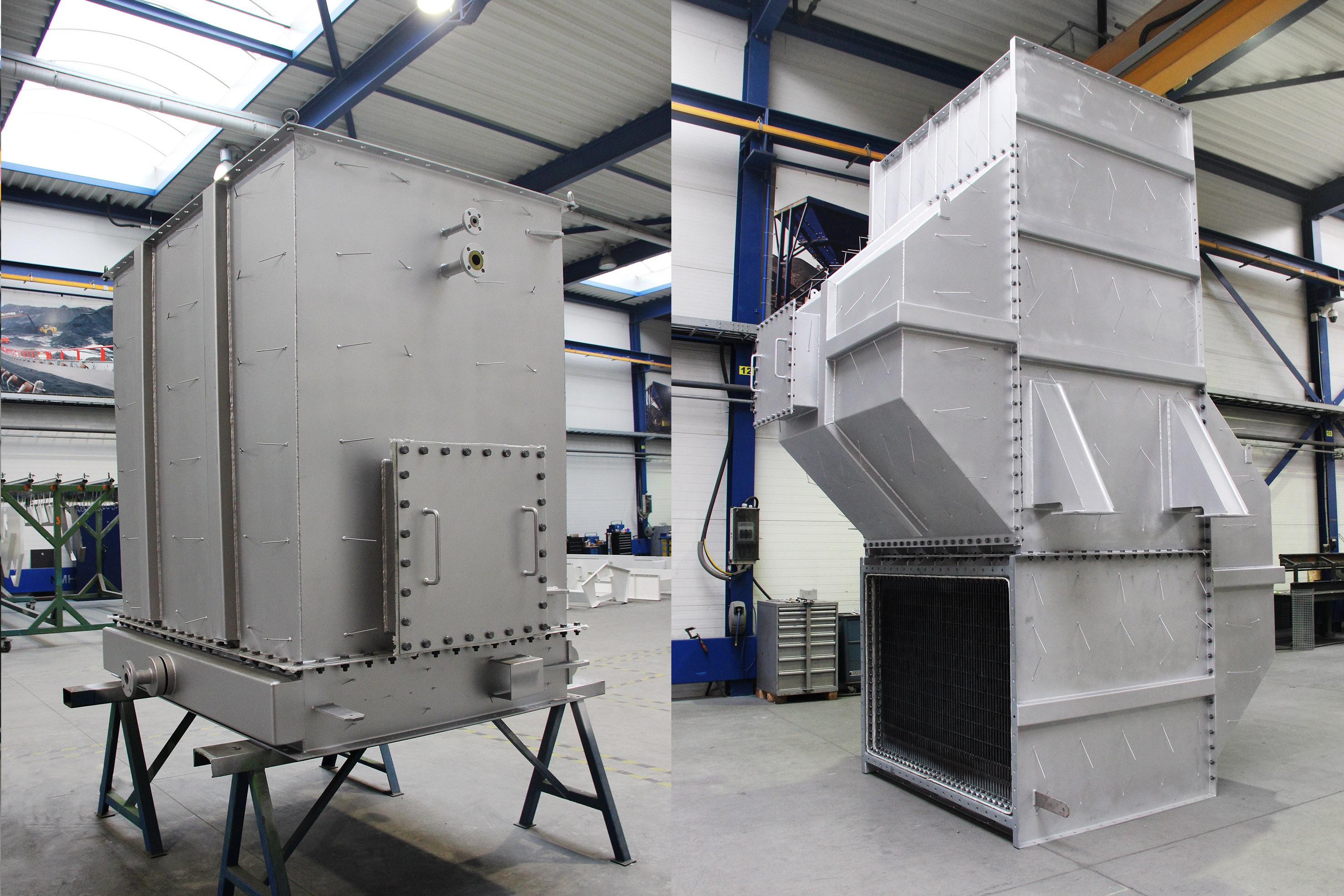 Air preheater system