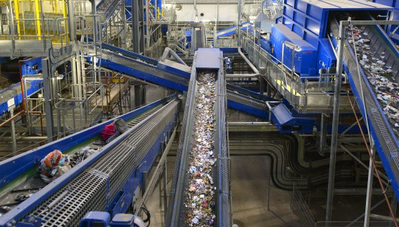 manufacturing of belt conveyors and recycling screens