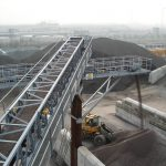 Anlagen für den Materialtransport