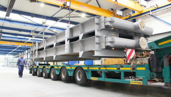 heat exchangers transport
