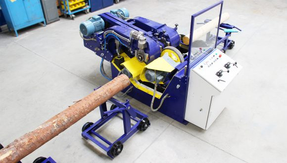wood debarking machine manufacturer
