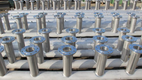 manifolds for pressure equipment