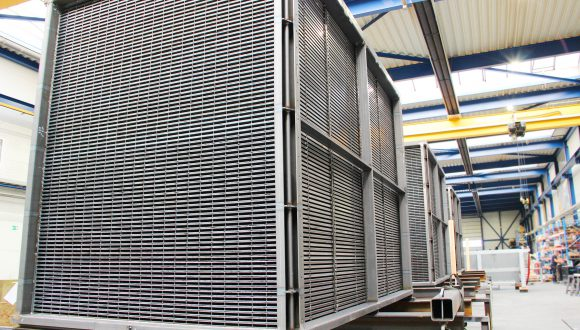 air preheaters production